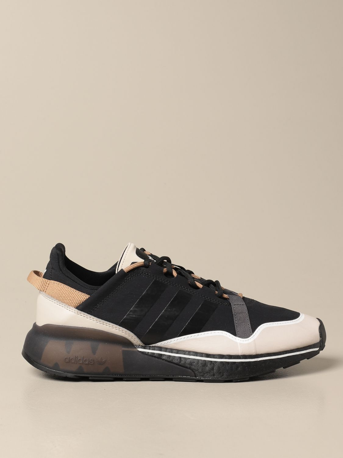 Trainers Adidas Originals: Sneakers Zx 2k boost Pure Adidas Originals black 1