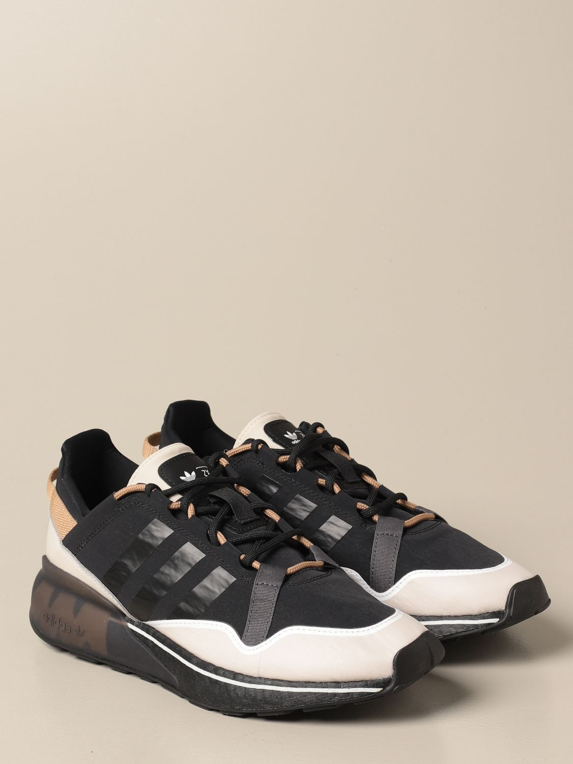 Trainers Adidas Originals: Sneakers Zx 2k boost Pure Adidas Originals black 2