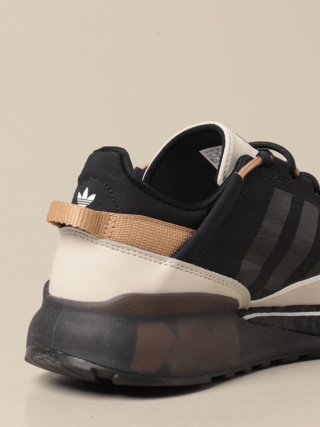 Trainers Adidas Originals: Sneakers Zx 2k boost Pure Adidas Originals black 3
