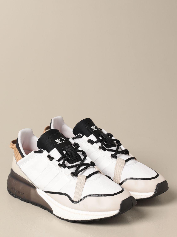Trainers Adidas Originals: Adidas Originals Zx 2k boost sneakers white 2
