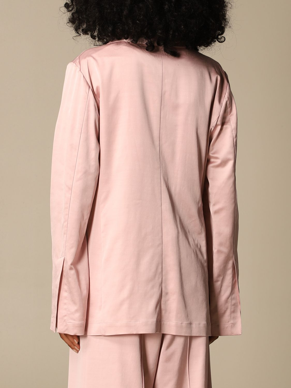 Blazer Semicouture: Jacke damen Semicouture pink 3