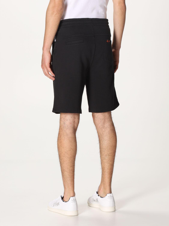Pantalones cortos Sun 68: Pantalones cortos hombre Sun 68 negro 2