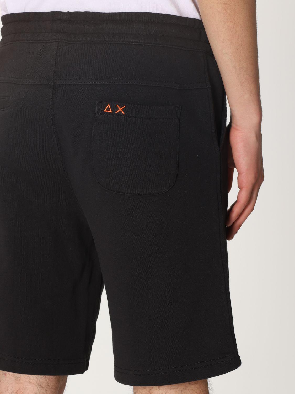 Pantalones cortos Sun 68: Pantalones cortos hombre Sun 68 negro 4