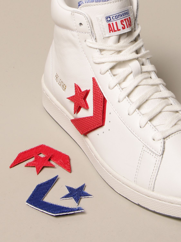 Спортивная обувь Converse: Спортивная обувь Мужское Converse Limited Edition белый 4