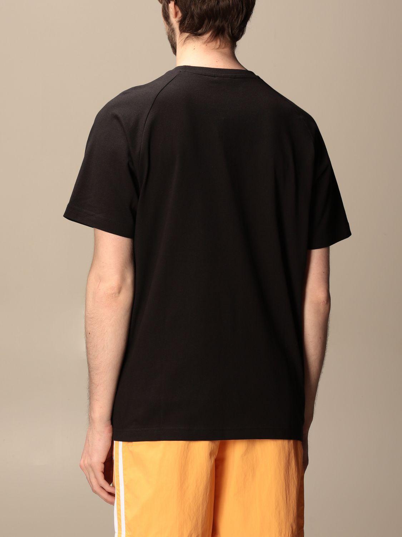 T-shirt Adidas Originals: T-shirt Adidas Originals con logo nero 2