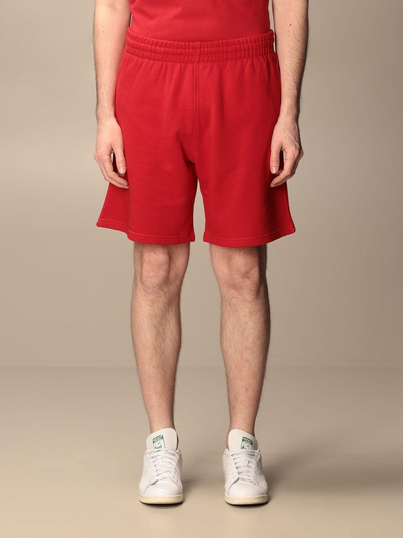Short Adidas Originals: Short men Adidas Originals red 1