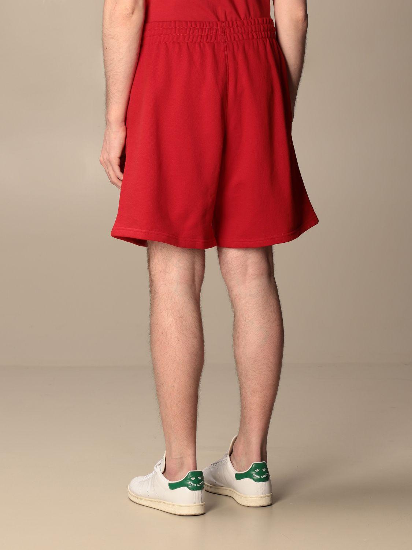 Short Adidas Originals: Short men Adidas Originals red 2