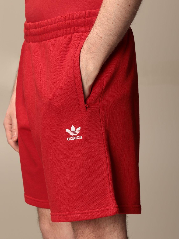 Short Adidas Originals: Short men Adidas Originals red 3