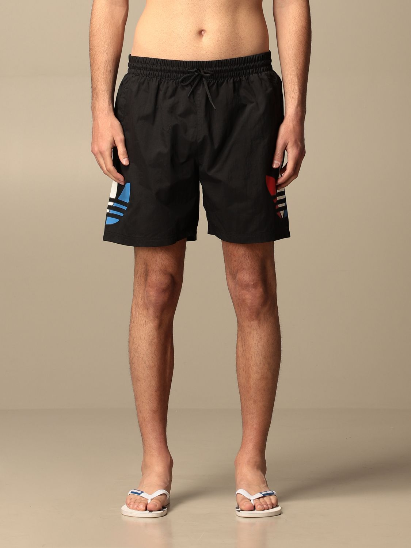 Short Adidas Originals: Short homme Adidas Originals noir 1