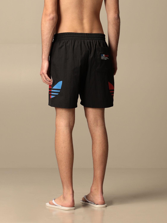 Short Adidas Originals: Short homme Adidas Originals noir 2