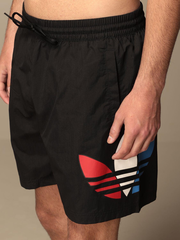 Short Adidas Originals: Short homme Adidas Originals noir 3