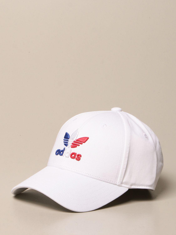 Hat Adidas Originals: Adidas Originals baseball cap white 1