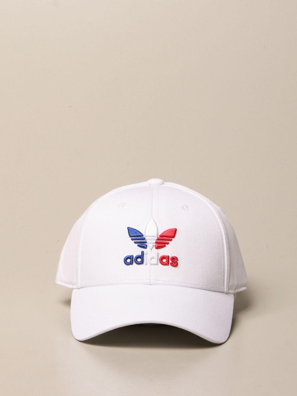 Hat Adidas Originals: Adidas Originals baseball cap white 2