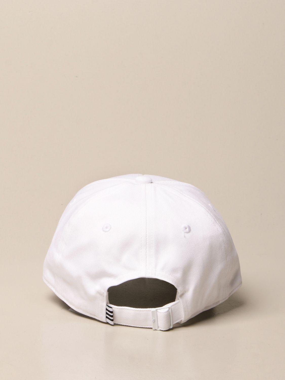 Hat Adidas Originals: Adidas Originals baseball cap white 3