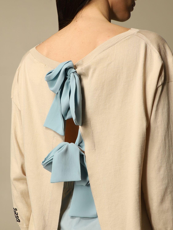 Pullover Semicouture: Pullover damen Semicouture beige 3