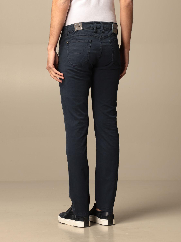 Pants Jeckerson: Pants men Jeckerson blue 2
