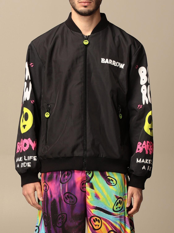 Jacket Barrow: Jacket men Barrow black 1