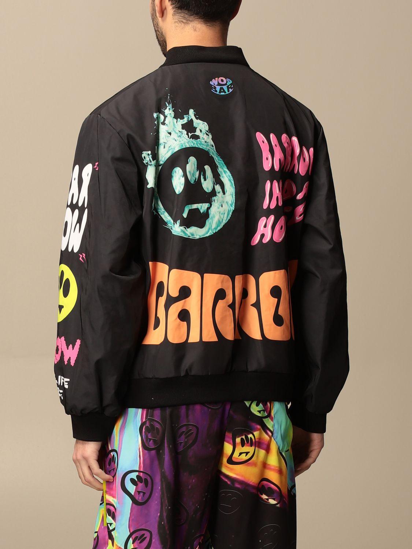 Jacket Barrow: Jacket men Barrow black 3