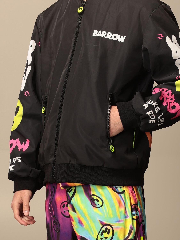 Jacket Barrow: Jacket men Barrow black 4