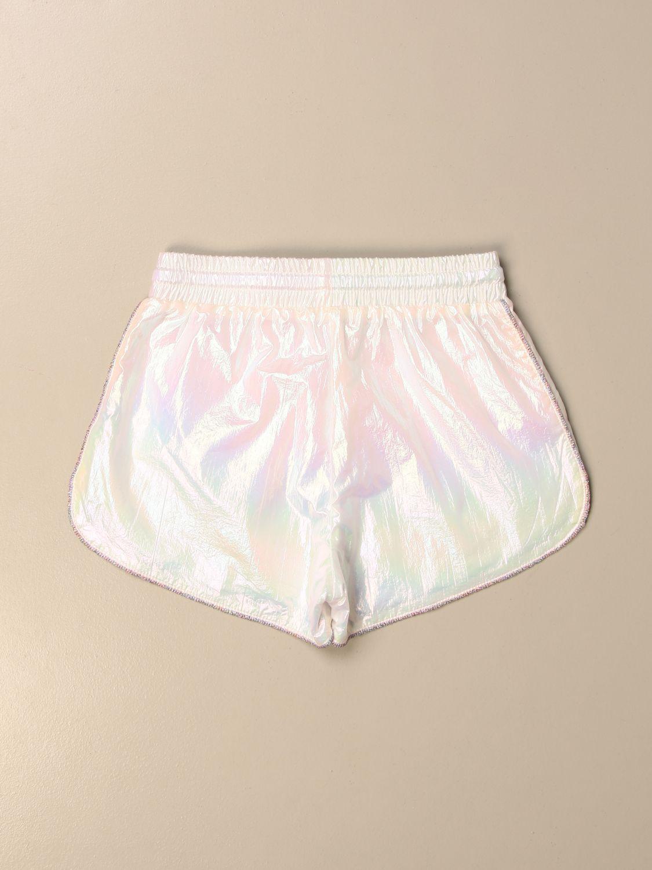 Short Givenchy: Givenchy jogging shorts with logo grey 2