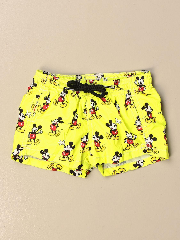 Swimsuit Mc2 Saint Barth: Mc2 Saint Barth swim briefs with Mickey Mouse pattern multicolor 1