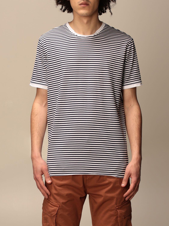 Camiseta Daniele Alessandrini: Jersey hombre Daniele Alessandrini blanco 1