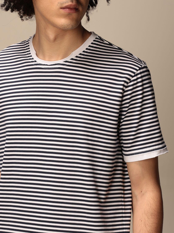 Camiseta Daniele Alessandrini: Jersey hombre Daniele Alessandrini blanco 3