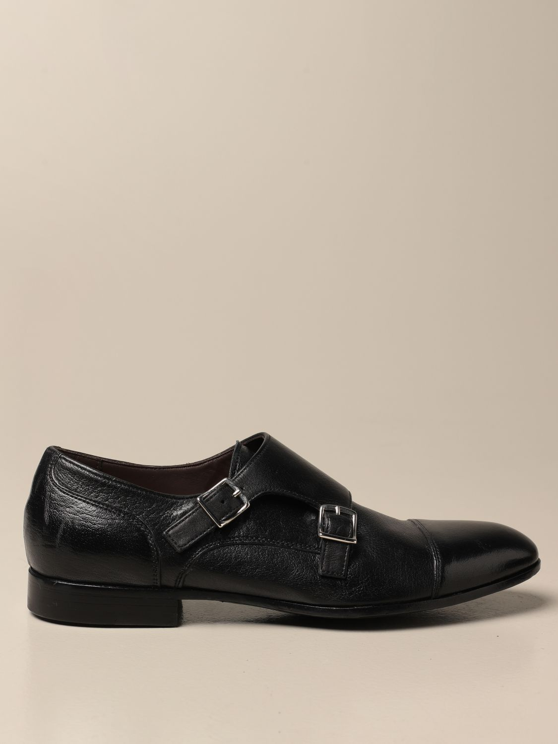 Shoes Green George: Shoes men Green George black 1