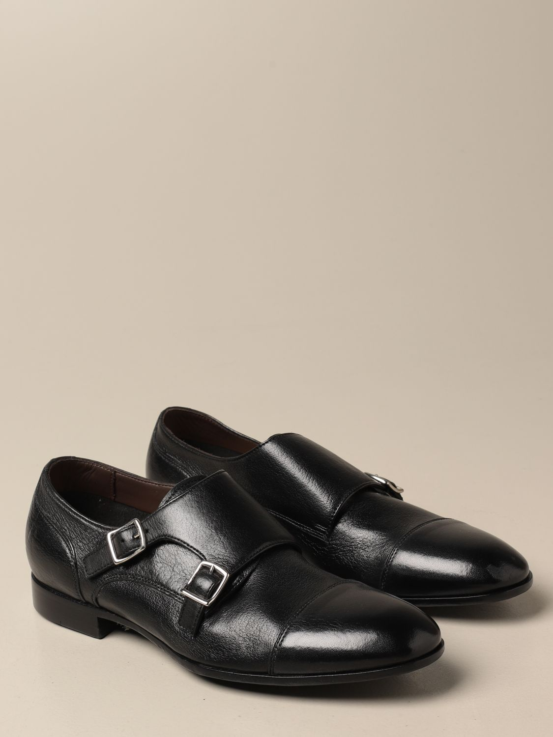 Shoes Green George: Shoes men Green George black 2