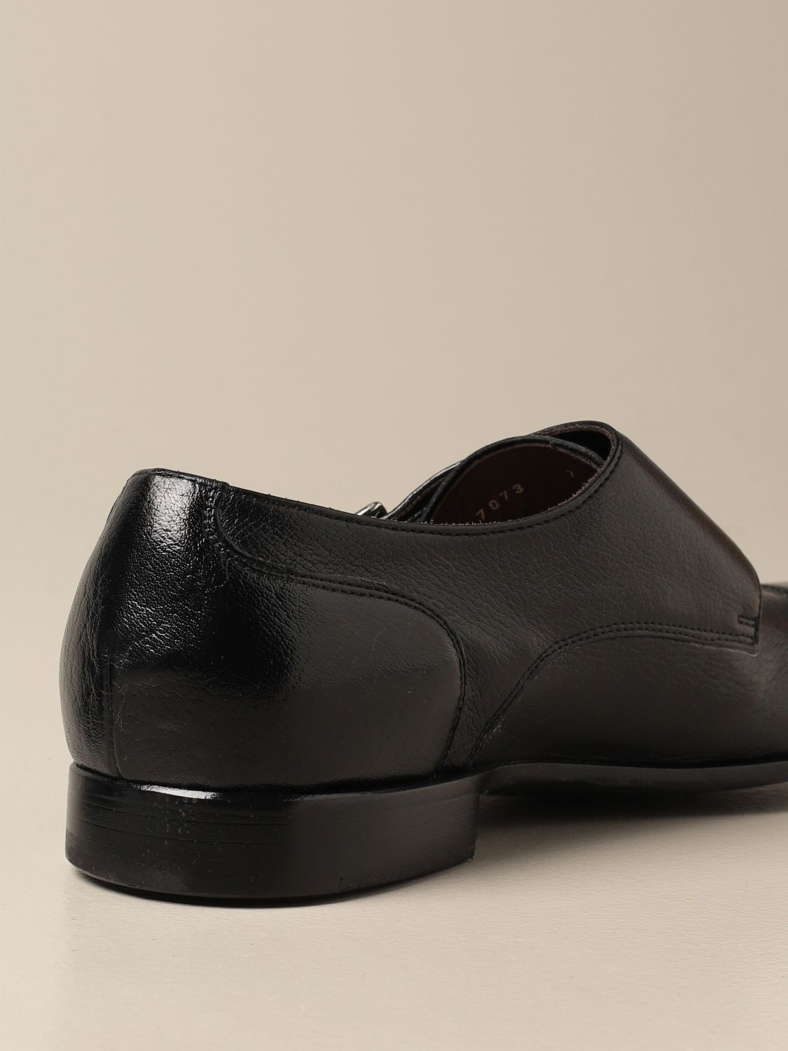 Shoes Green George: Shoes men Green George black 3