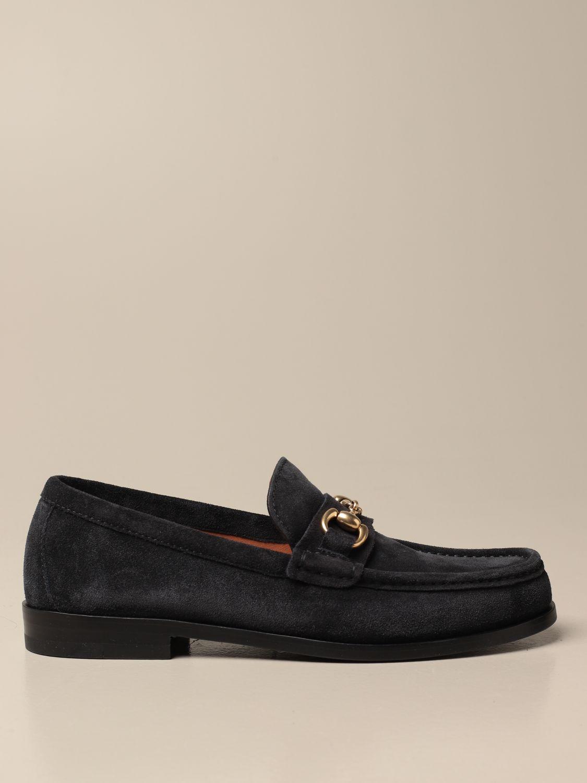 Мокасины Henderson: Обувь Мужское Henderson черный 1