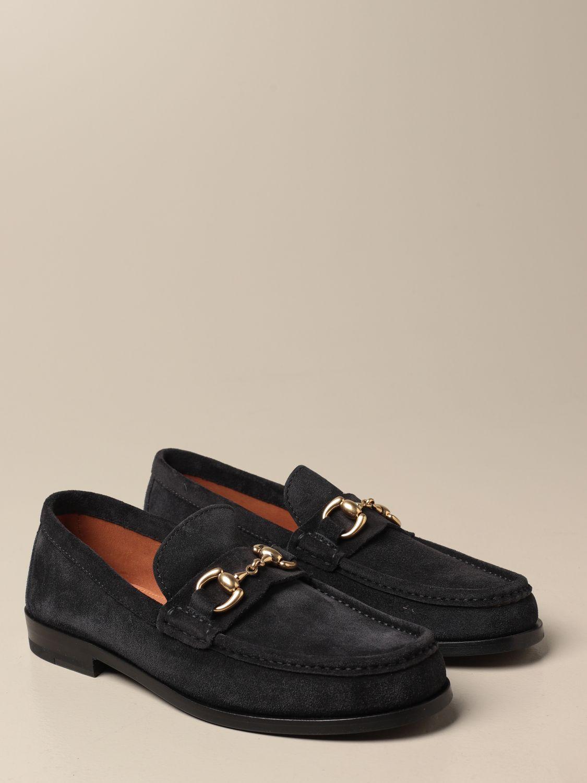 Мокасины Henderson: Обувь Мужское Henderson черный 2