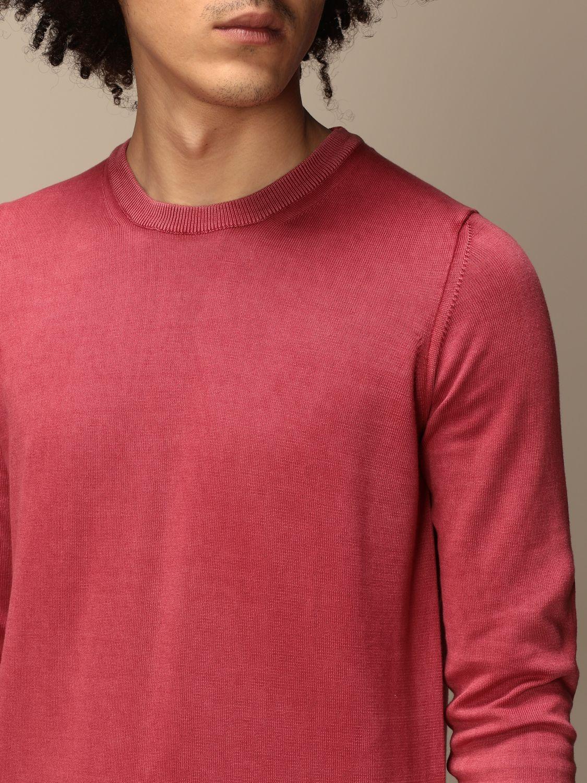 Sweater Alpha Studio: Sweater men Alpha Studio red 3