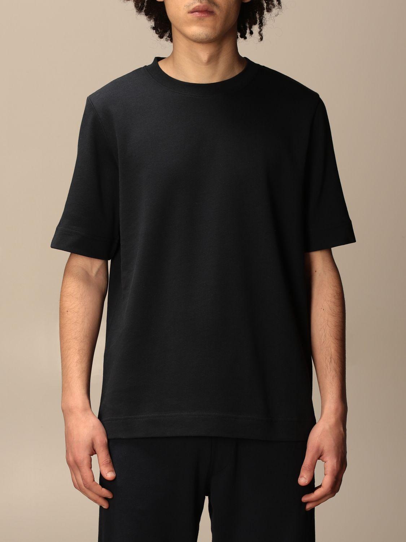 T-shirt Alpha Studio: T-shirt basic Alpha Studio blue 1