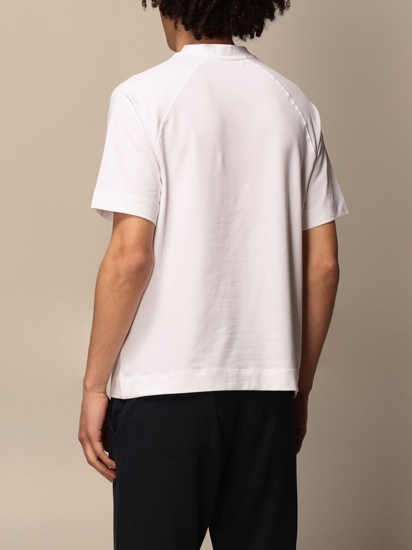 T-shirt Alpha Studio: T-shirt men Alpha Studio white 2