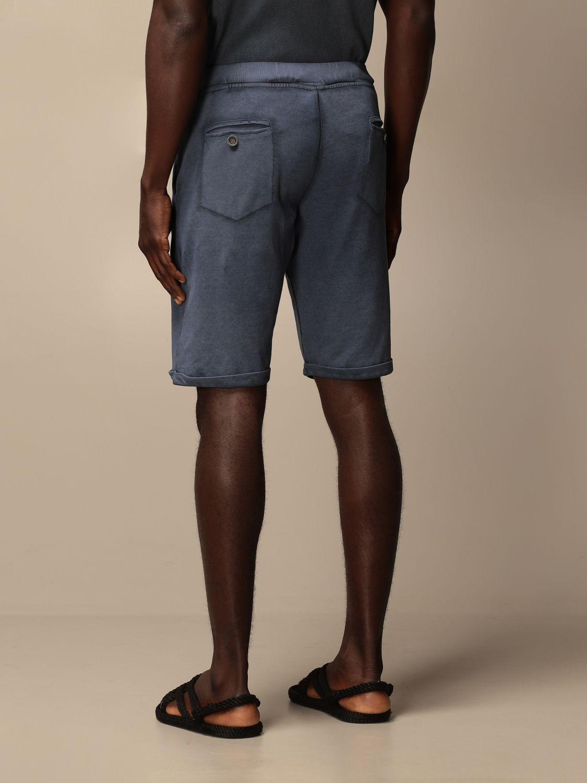 Short Alpha Studio: Trousers men Alpha Studio blue 2