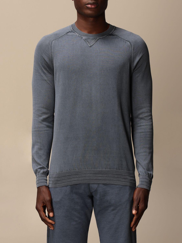Sweatshirt Alpha Studio: Jumper men Alpha Studio blue 1
