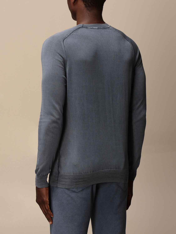 Sweatshirt Alpha Studio: Jumper men Alpha Studio blue 2