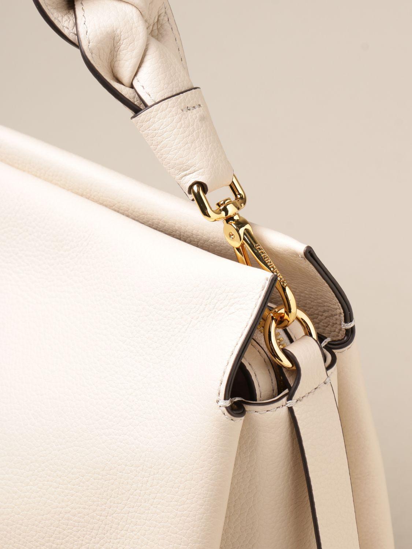 Schultertasche Coccinelle: Schultertasche damen Coccinelle ivory 3
