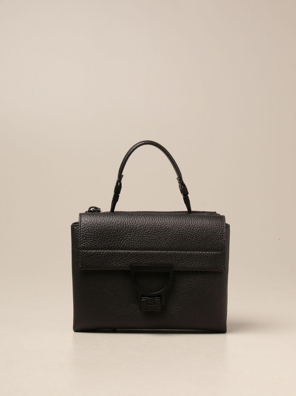 Handtasche Coccinelle: Handtasche damen Coccinelle schwarz 1