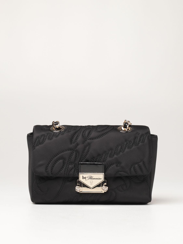 Crossbody bags Be Blumarine: Shoulder bag women Be Blumarine black 1
