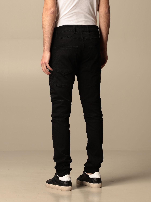 牛仔裤 Represent: 牛仔裤 男士 Represent 黑色 2