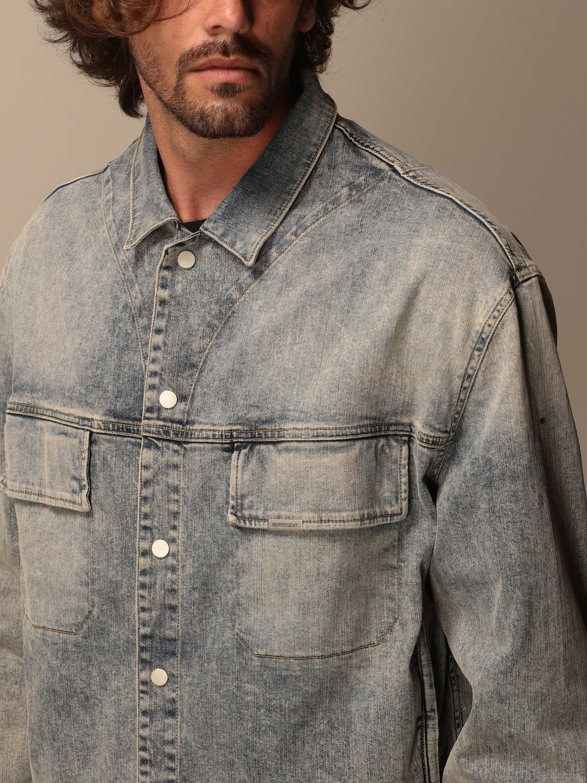 外套 Represent: 外套 男士 Represent 蓝色 4
