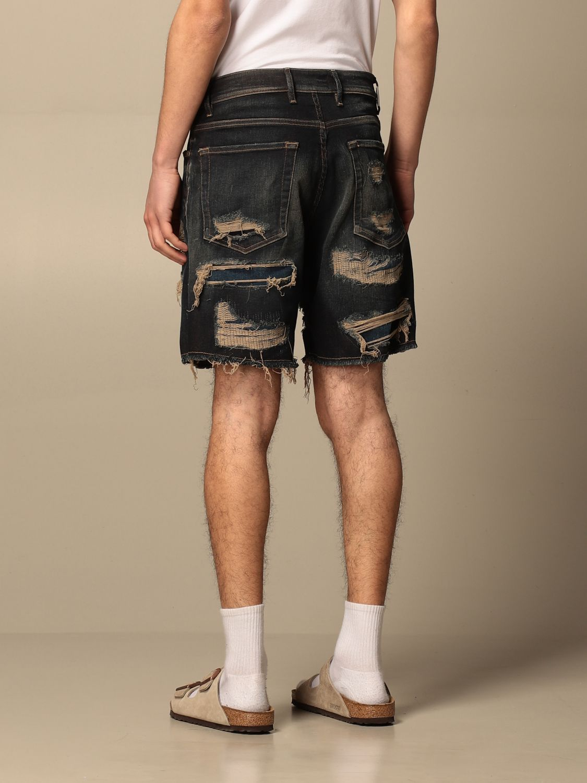 短裤 Represent: 短裤 男士 Represent 蓝色 2
