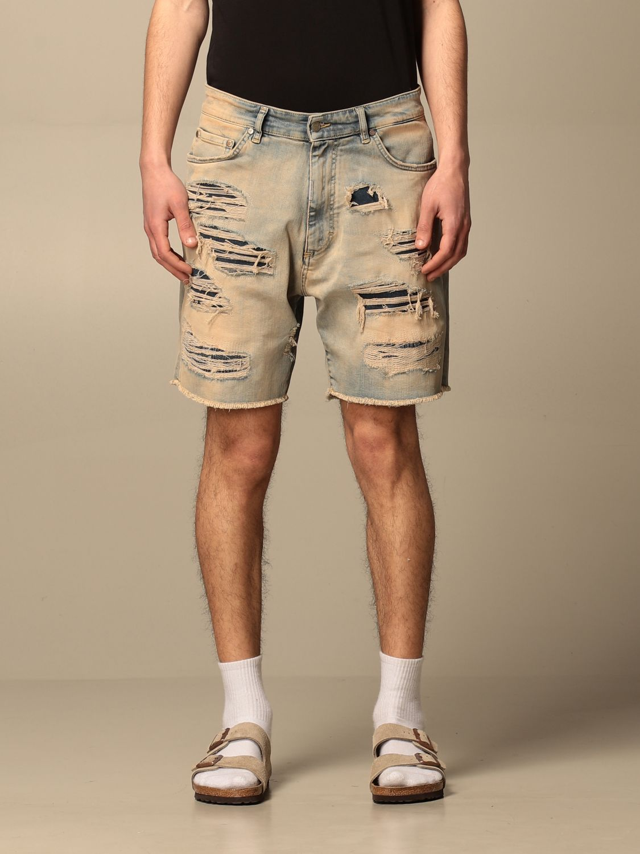 短裤 Represent: 短裤 男士 Represent 蓝色 1