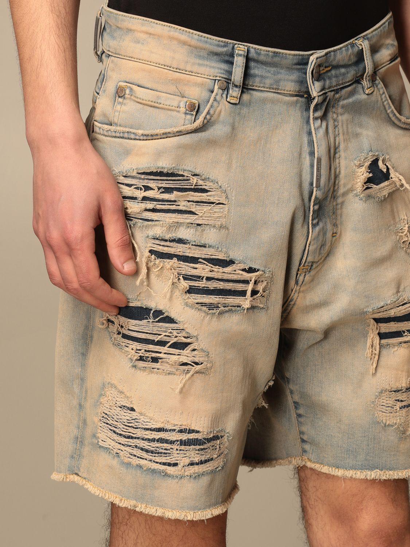 短裤 Represent: 短裤 男士 Represent 蓝色 4