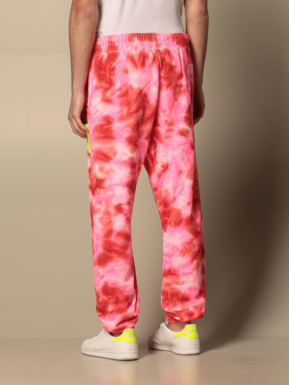 Pants Barrow: Pants men Barrow pink 3