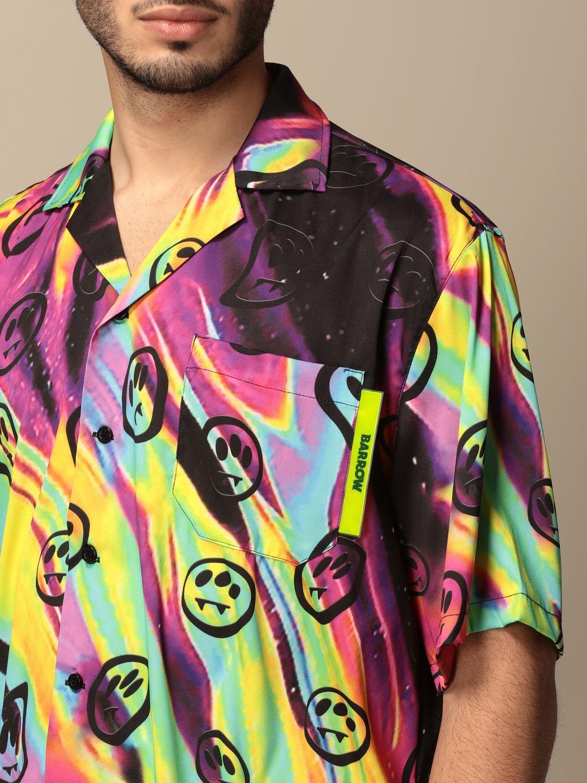 Shirt Barrow: Shirt men Barrow black 4
