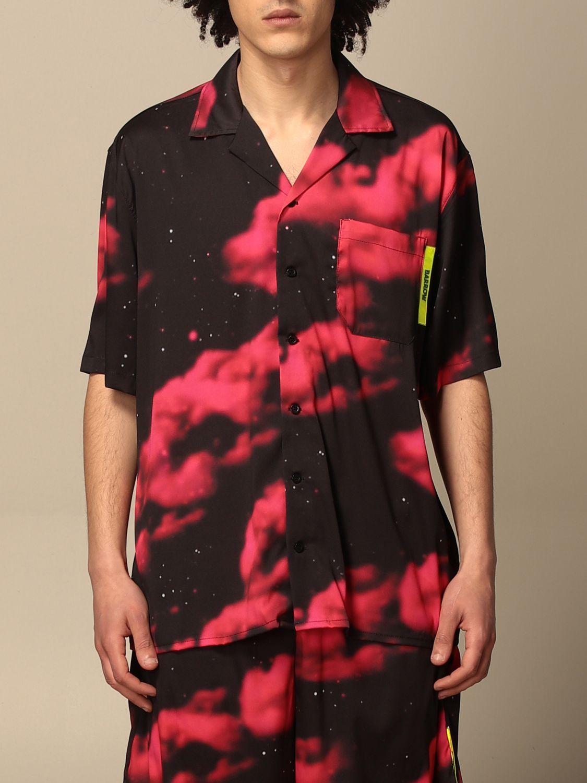 Chemise Barrow: Chemise homme Barrow noir 1