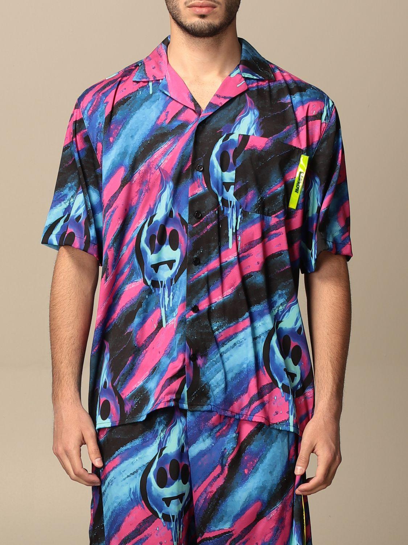 Shirt Barrow: Shirt men Barrow black 1